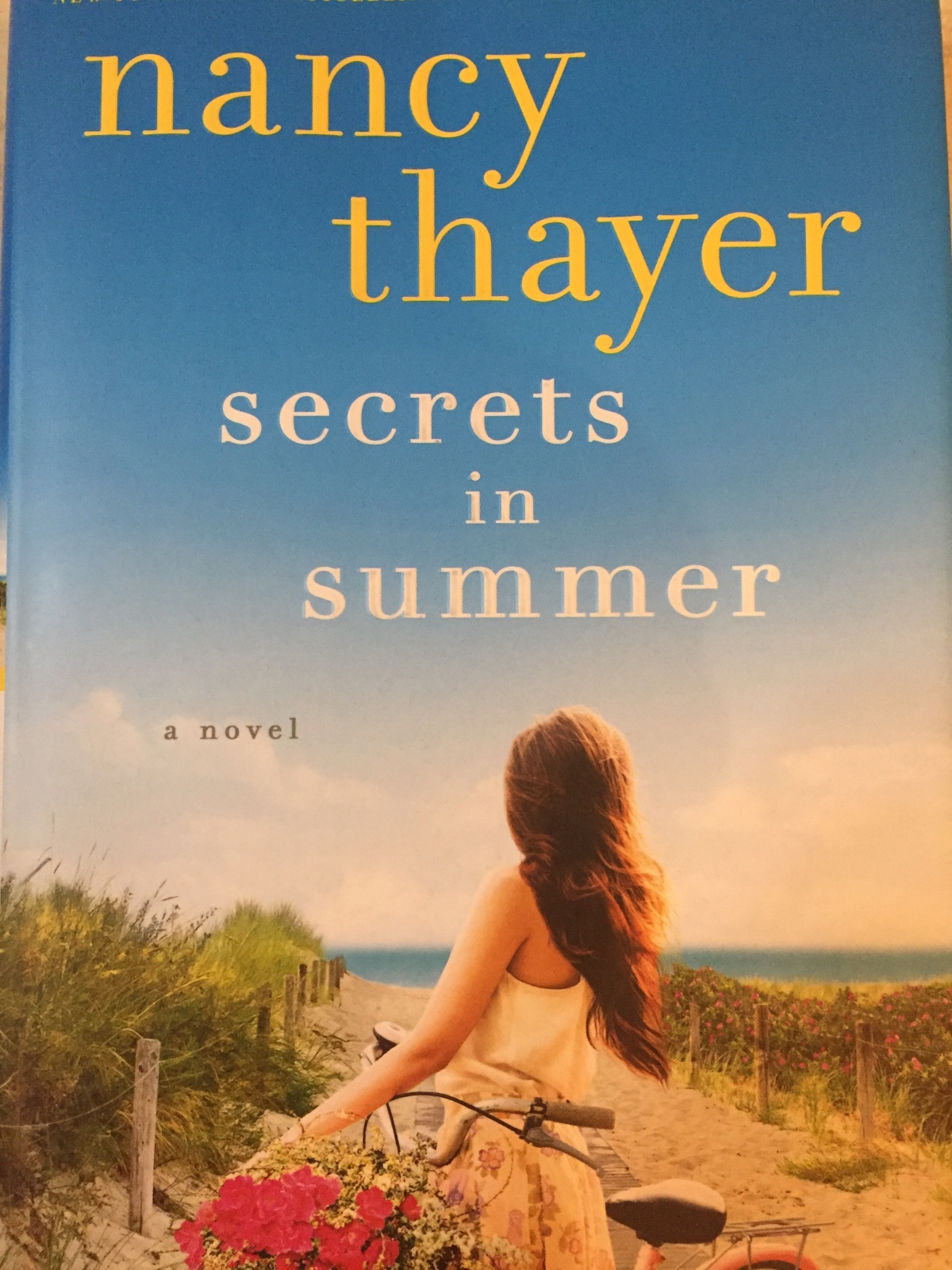Beach House Book  #1 – Secrets in Summer by Nancy Thayer