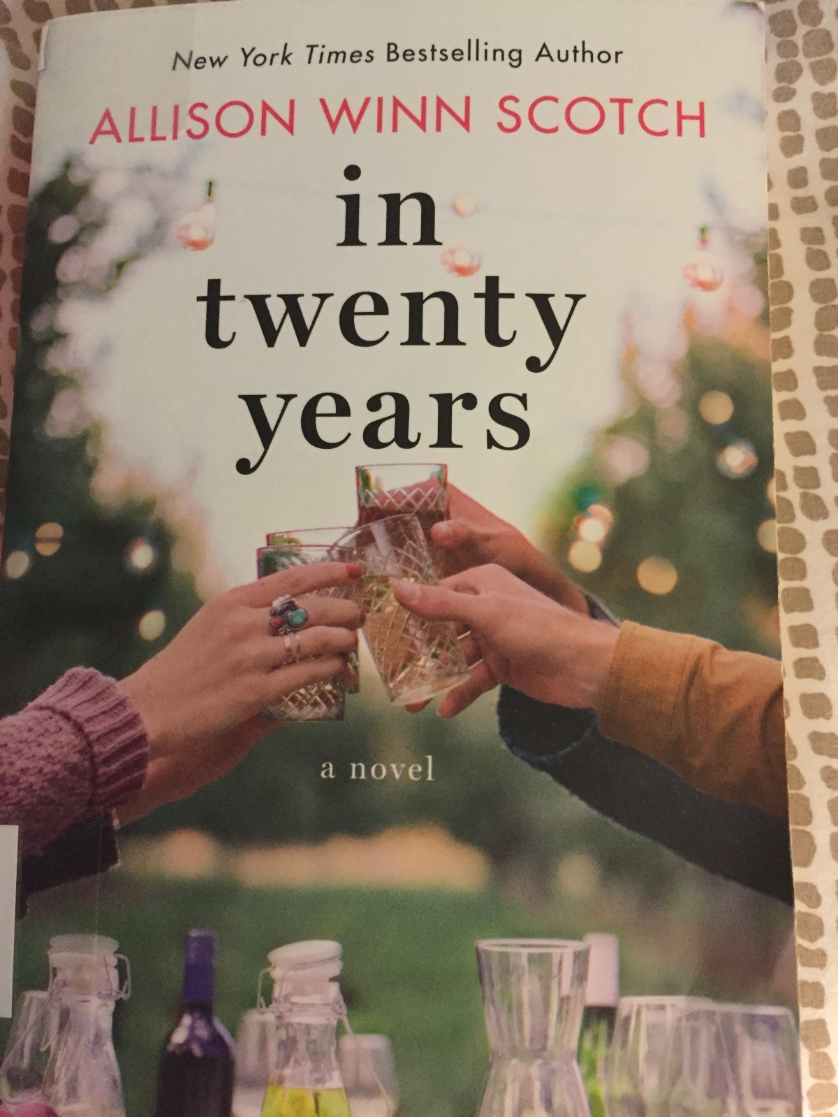 Beach House Book #5 – In Twenty Years by Allison Winn Scotch