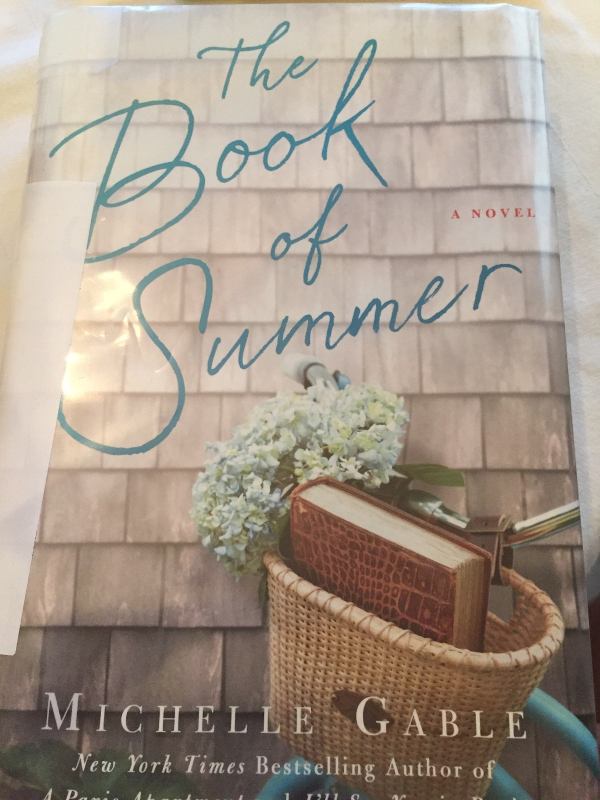 Beach House Book #6 – The Book of Summer by Michelle Gable